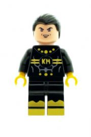 Kid Miracleman (Black Suit) - Custom Designed Minifigure